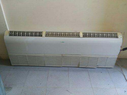 Aire Acondicionado De 5 Toneladas 60000 Btu Monofasico 220v