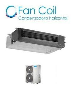 Aire Acondicionado Fan Coil 1.5 Tr Midea Descarga Horizontal
