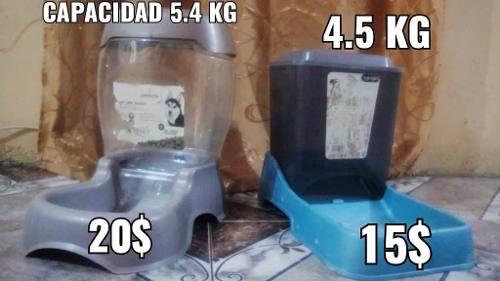Dispensador De Alimento Para Mascotas
