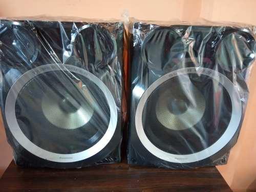Equipo De Sonido Panasonic Sc Akx Watts Bt Mp3 Usb