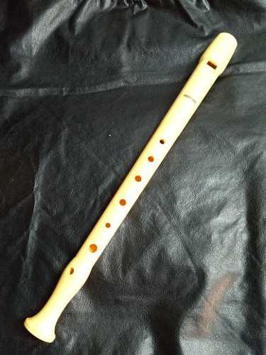 Flauta Dulce Marca Hohner, Hecha En Alemanía, Casi Nueva.