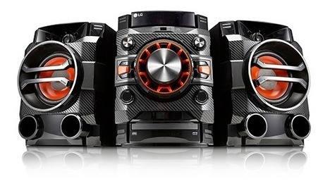 Minicomponente Lg Cm Bass Blast Bluetooth 2 Usb Tuganga