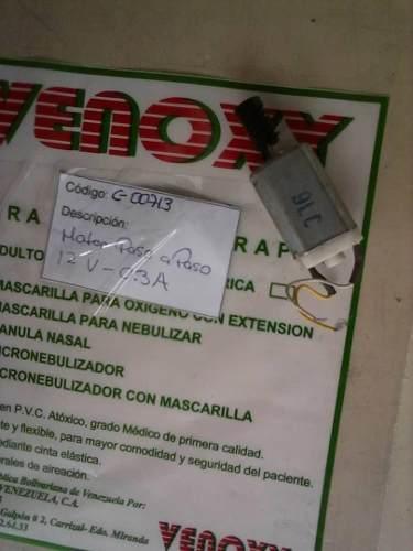 Motor Paso A Paso 12 V - 0.3 A C-%