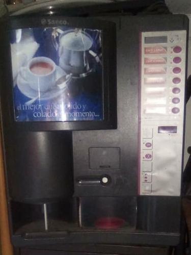 Máquina De Café Expresso Tipo Nescafe Marca Saeco