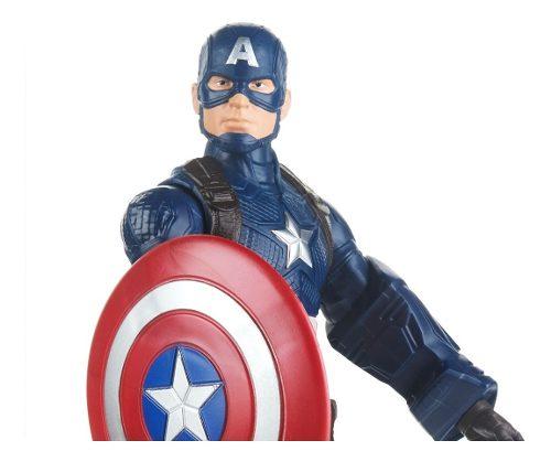 Capitán America Figura De Acción Juguete Marvel Vengadores