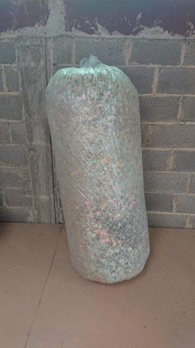 Goma Espuma Molida En Paquetes De Aproximadamente 10 Kilos