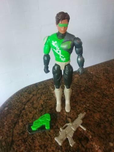 Muñeco De Acción Max Steel 6 Verds