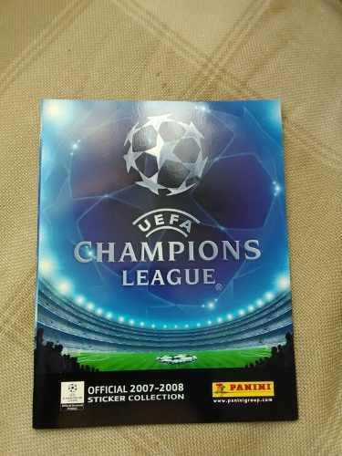 Album De La Champions League 2007-2008