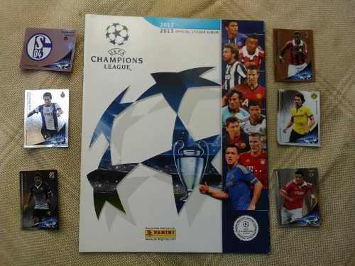 Album De La Champions League 2012-2013
