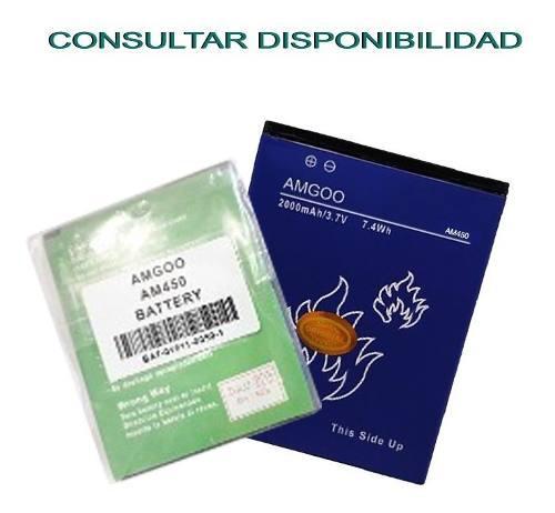 Batería Pila Amgoo Am450 (Envío Incluido)