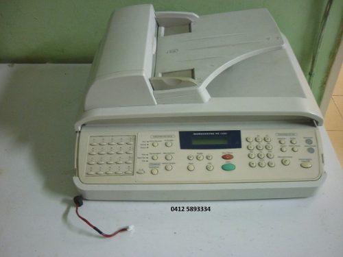 Escaner Completo De Fotocopiadora Xerox Pe 120i