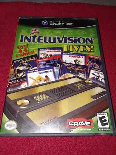 Intellivision Lives / Nintendo Gamecube Leer Descripción