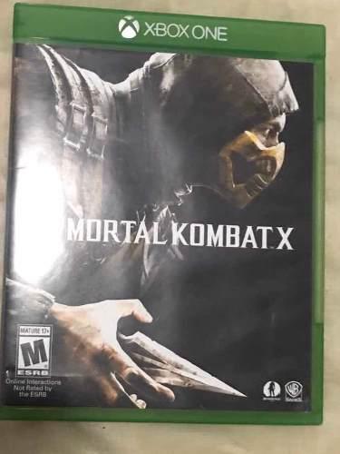 Juego Xbox One Vendo O Cambio Por Uno De Ps4