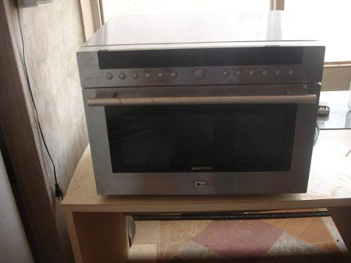 Microonda Horno Lg Solardom Modelo Mp9483sl Microwave Oven