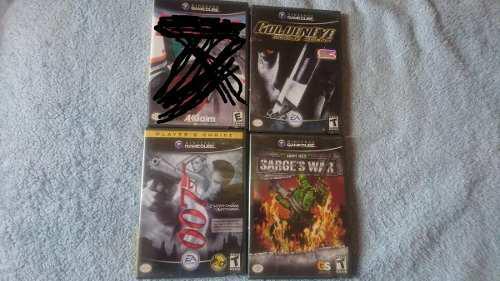 Oferta! Juegos Para Gamecube, Wii Compatible 20verdes Lote
