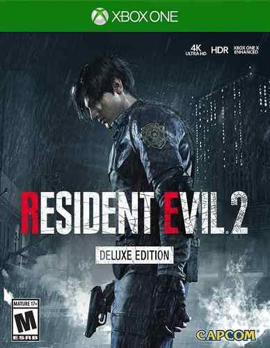Resident Evil 2 Deluxe Xbox One Digital Original