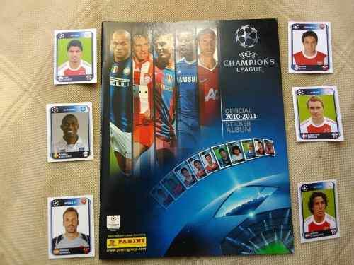 lbum De La Champions League 2010-2011