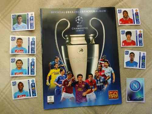 lbum De La Champions League 2011-2012