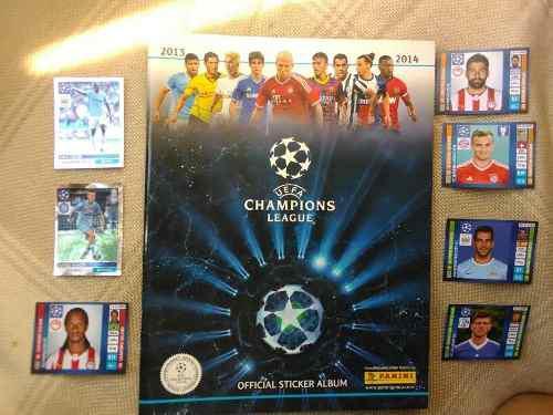 lbum De La Champions League 2013-2014