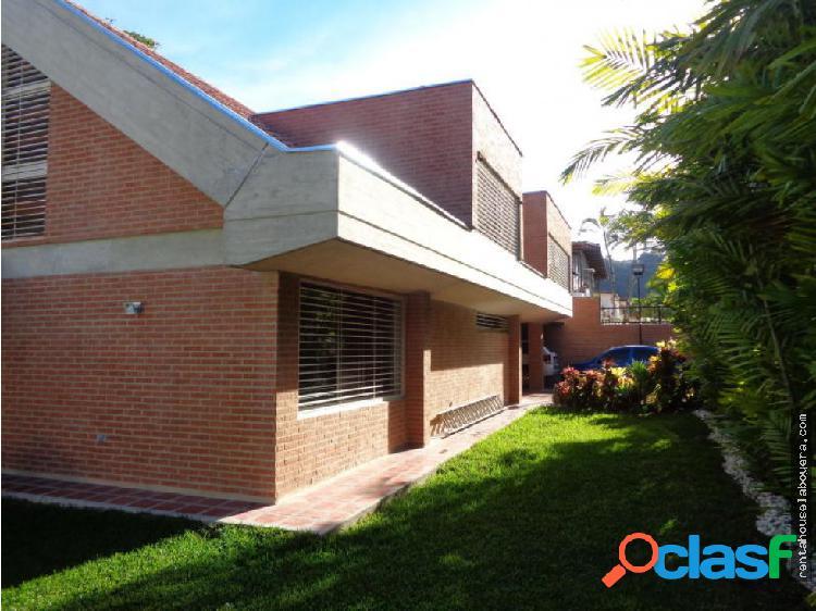 Casa en Venta Macaracuay JF6 MLS19-12104