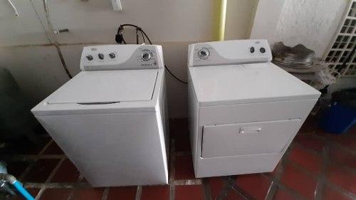 Lavadora Y Secadora Whirlpool De 15 Kilos