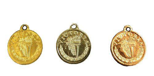 Medallas Deportivas Y Honor Merito Venta Al Mayor (1$) C/u