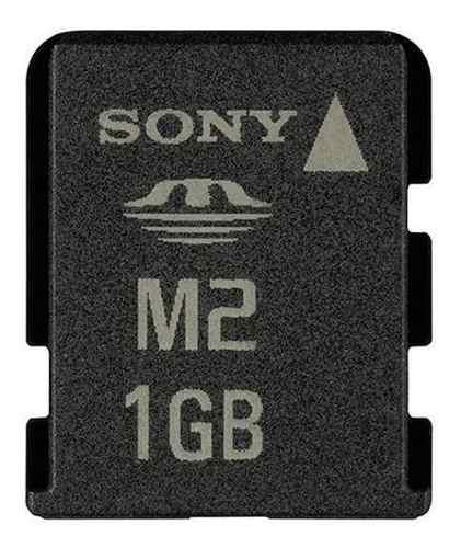 Memoria Sony Memory Stick Micro M2 De 1 Gb (2 Unidad)