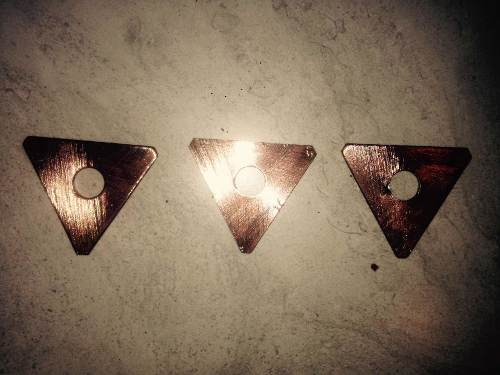 Triángulos De Repuesto Para Spotter Latonero
