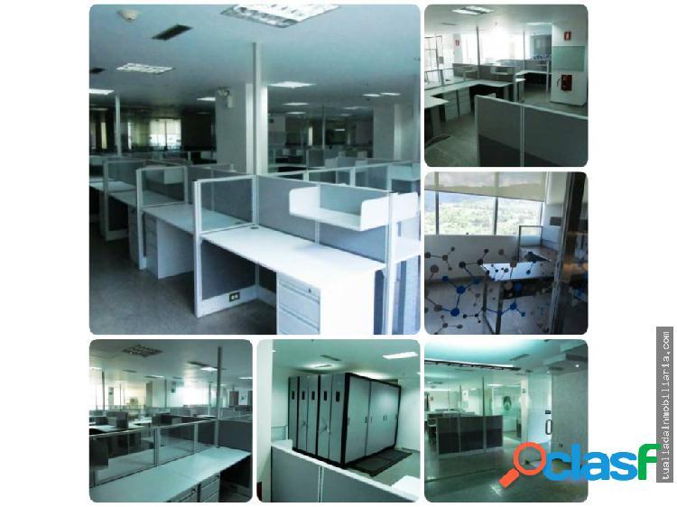 Alquiler de oficina en Macaracuay