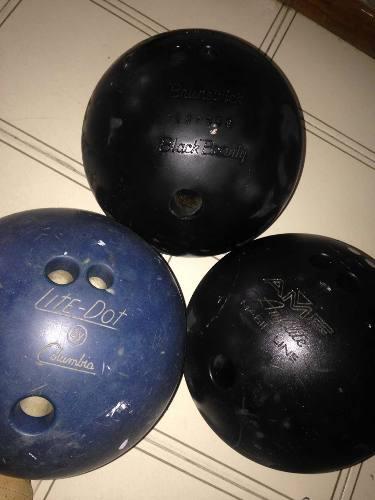 Bowling Pelota Bola Brunswick Amf Litedot