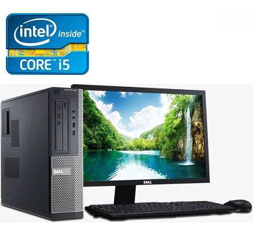 Computador Dell Core 2 Duo Mem 4gb Disco 250gb Monitor 19