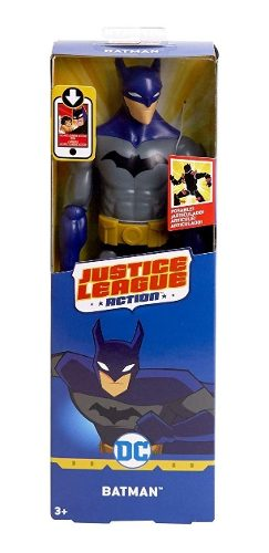 Dc Batman Liga De La Justicia Figura 30 Cm Original Mattel