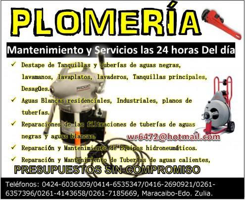 Expertos en Filtraciones Atencion 24 horas Maracaibo