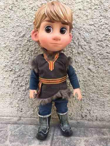 Figura Muñeco Kristoff De Frozen Original De Disney Juguete