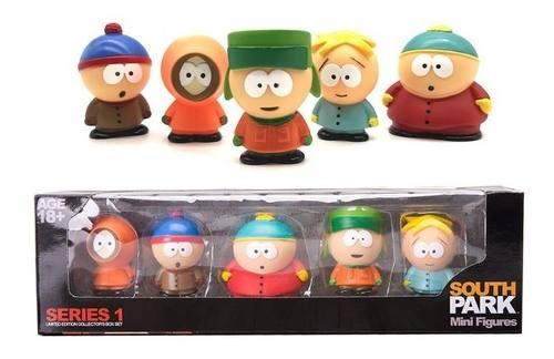 Figuras De Colección De South Park Serie 1, Edición