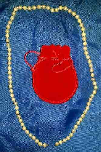 Hilo De 80 Perlas Cultivadas Redondas Nº 6 Oportunidad