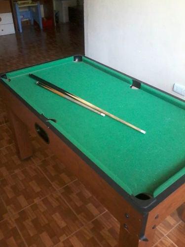 Mesa De Pool Profesional 250 Vrds
