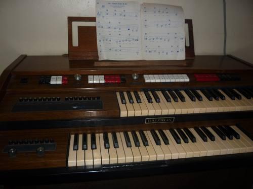 Oferta Organo Musical Marca Baldwin