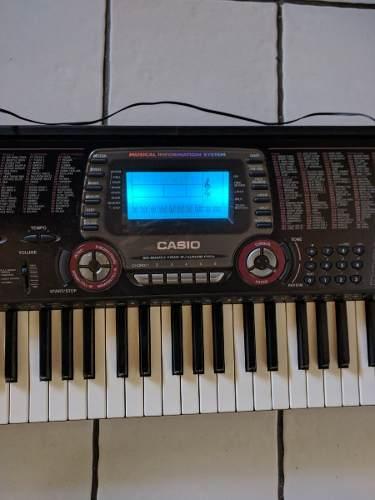 Organo Marca Casio Modelo Ctk631