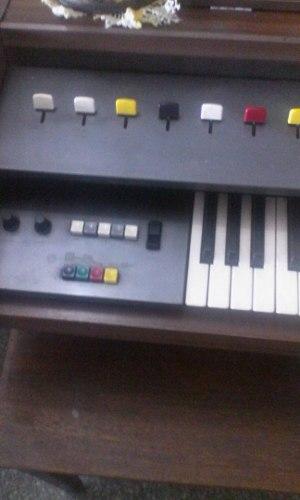 Organo Marca Yamaha Modelo Bk2 Usado