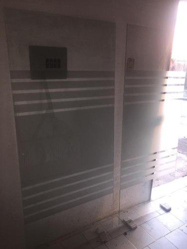 Puertas Corredizas Para Baño De Vidrio Templado De 5mm Y
