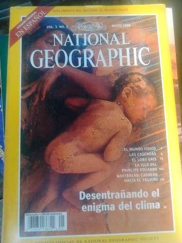 Revistas National Geographi Libros Enciclopedias Varias