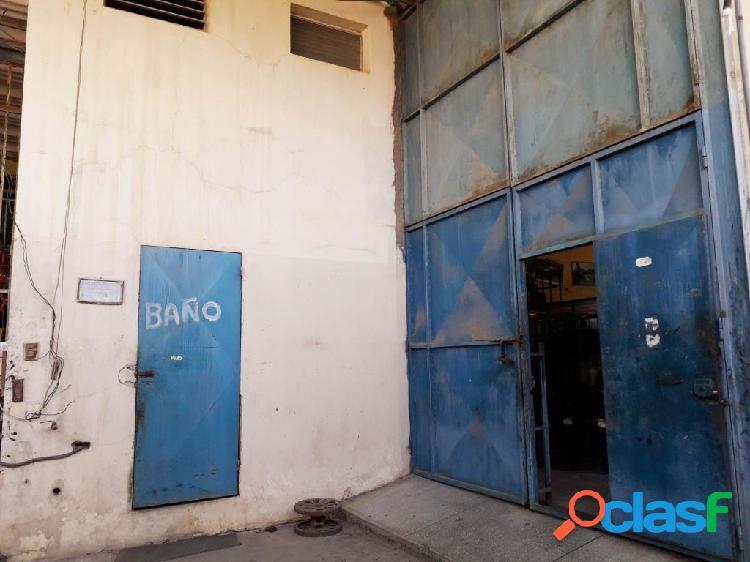 Se alquila Galpon Industrial Centro RAH: 20-6833