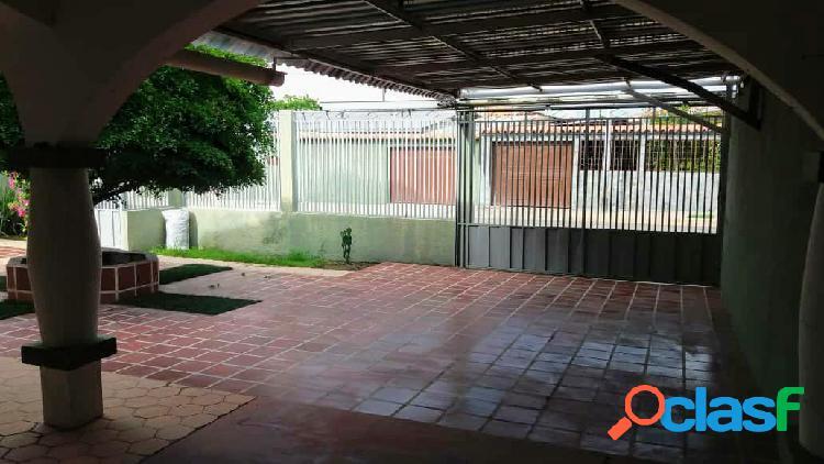 Se vende Casa Municipio Torres RAH: 20-3576