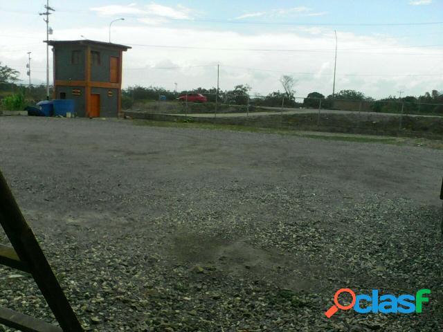 Se vende Galpon Industrial Jimenez RAH: 20-150