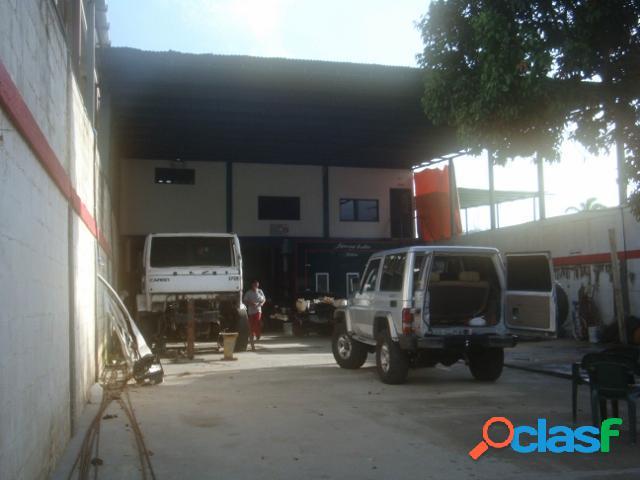 Se vende Galpon Municipio Peña RAH: 20-145