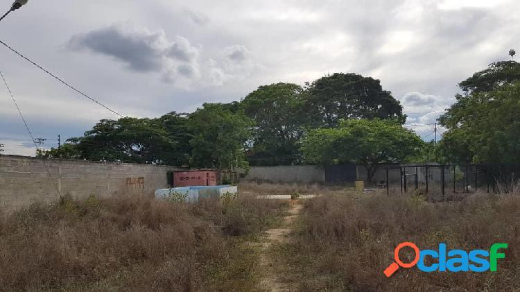 Se vende Terreno Barquisimeto RAH: 20-6238