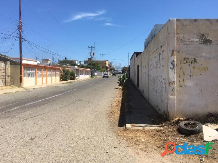 Se vende Terreno Carirubana RAH: 20-6138