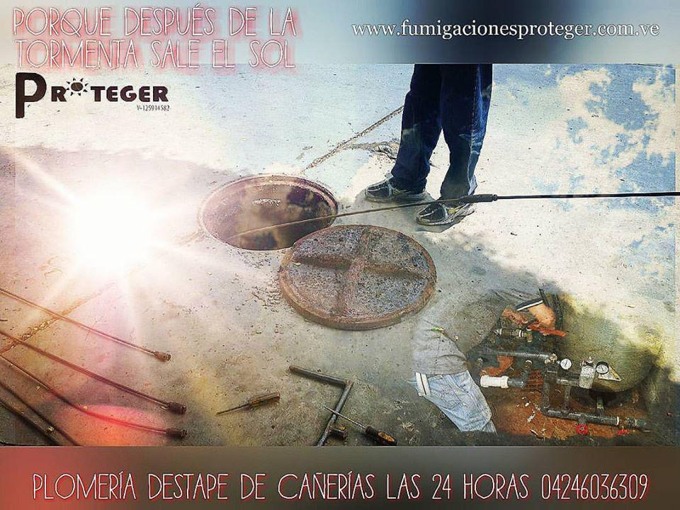 Somos Técnicos Expertos en Plomería Maracaibo 24/7