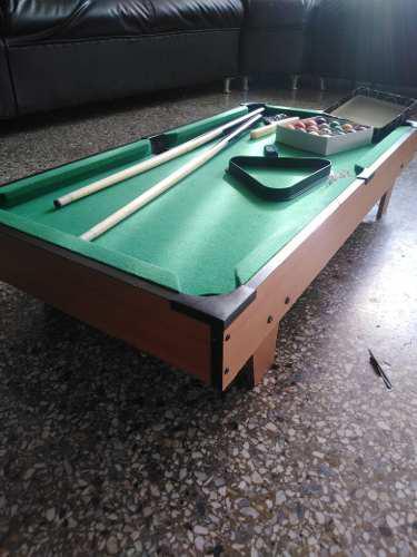 Vendo Mesa De Pool Para Niños Jeidy Toys